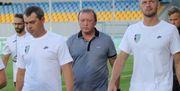 Владимир ШАРАН: «Нельзя так беззубо играть и бояться мяча»