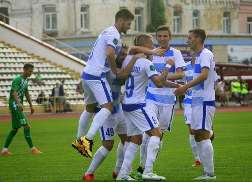 Вторая лига. Нива Тернополь не замечает соперников