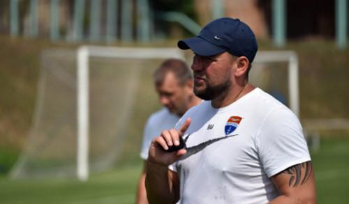 Александр БАБИЧ: «У нас не так много игроков перед матчем с Шахтером»