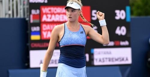 Рейтинг WTA. Ястремская повторила свой рекорд