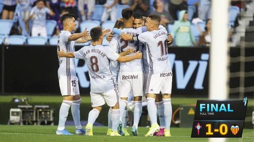 Сельта - Валенсія - 1:0. Відео голу і огляд матчу