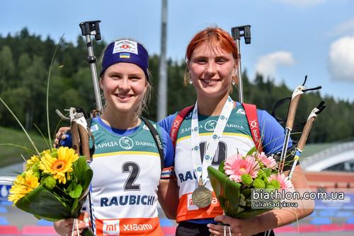 ЛЧМ-2019 по биатлону. Украина заняла 6 место в общем медальном зачете