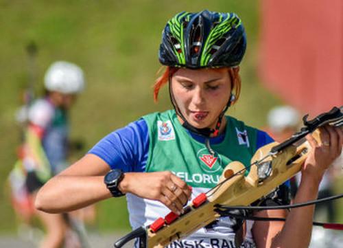ЛЧМ-2019 по биатлону. Кривонос завоевала бронзу в персьюте