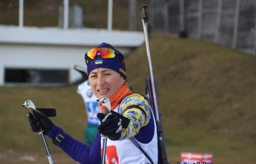 ЛЧМ-2019 по биатлону. Вита Семеренко добыла бронзу в преследовании
