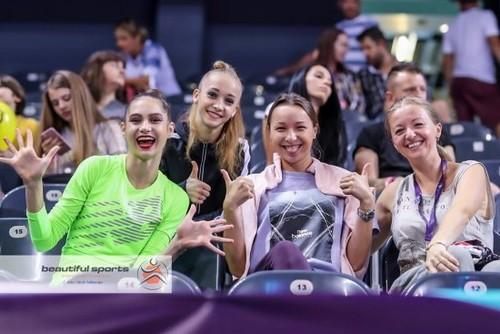 Украинские гимнастки завоевали четыре медали на турнире в Румынии