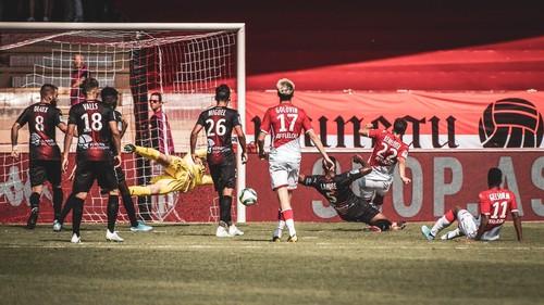 Монако - Ним - 2:2. Видео голов и обзор матча