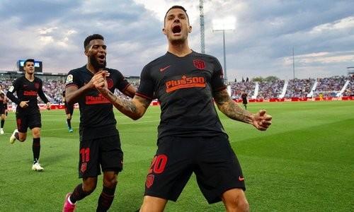 Леганес – Атлетико – 0:1. Видео гола и обзор матча