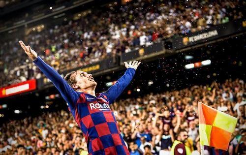 Барселона – Бетис – 5:2. Видео голов и обзор матча