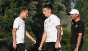 Назарий РУСИН: «Публичная критика тренера - это неприятно»