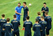 ФОТО. Сборная Украины проведет открытую тренировку на НСК Олимпийский