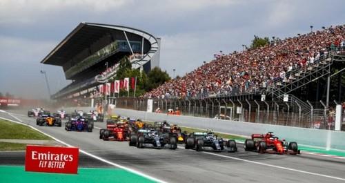 Гран-при Испании остается в календаре Ф-1 на 2020 год