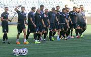 ФОТО. Чорноморець готується до матчу з Прикарпаттям