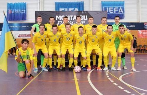 Стал известен состав сборной Украины U-19 на Евро-2019