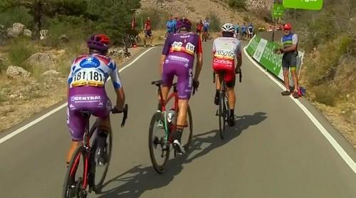 Вуэльта. Мадрасо выиграл пятый этап, Лопес вернул себе лидерство