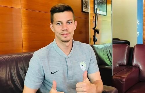 Динамо хочет арендовать Миху Зайца