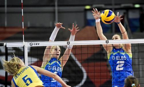 Украина проиграла Словении и не смогла выйти из группы ЧЕ