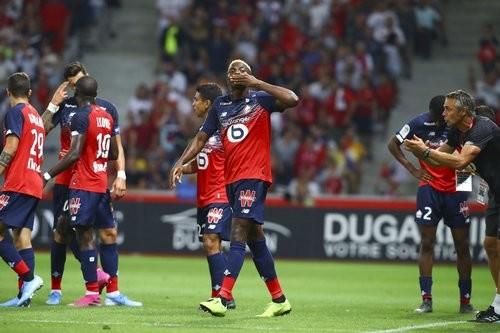 Лилль — Сент-Этьен — 3:0. Видео голов и обзор матча