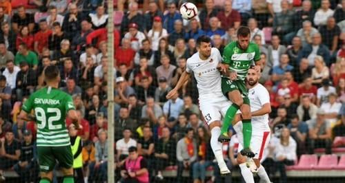 Ребров вывел Ференцварош в групповой этап Лиги Европы