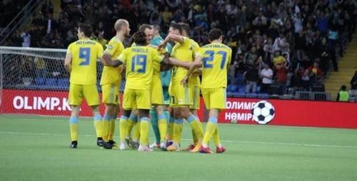 БАТЭ – Астана – 2:0. Видео голов и обзор матча