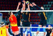 В Золотой лиге обе сборные Украины домашние матчи проведут в Запорожье