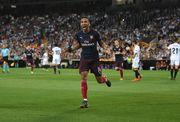 Хет-трик Обамеянга помог Арсеналу обыграть Валенсию