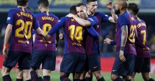 Барселона готова продать 10 игроков