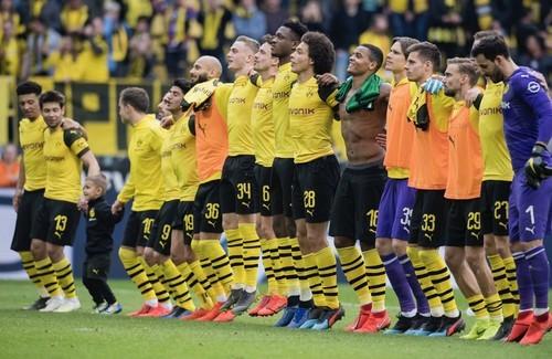 Боруссия Дортмунд презентовала домашнюю форму на сезон-2019/20