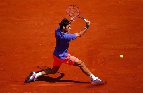 Мадрид. Федерер вышел в четвертьфинал