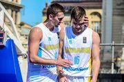 Сборная Украины U-23 выиграла этап Лиги Наций-3х3 и возглавила рейтинг