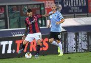 Болонья одолела СПАЛ благодаря голу Сориано