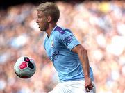 Зинченко выйдет в старте Манчестер Сити на игру с Брайтоном