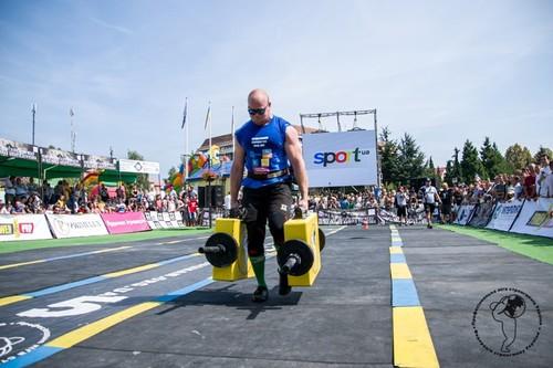 Українець виборов «срібло» на чемпіонаті світу зі стронгмену
