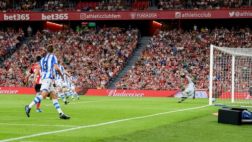 ВИДЕО. Футболисты Атлетика забили еще один потрясающий гол