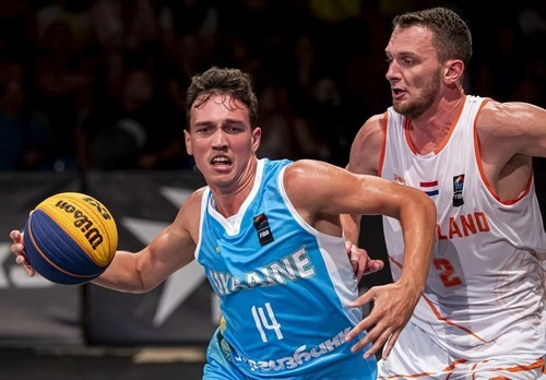 ЧЕ по баскетболу 3х3. Украина — Нидерланды — 16:11. Видеообзор матча