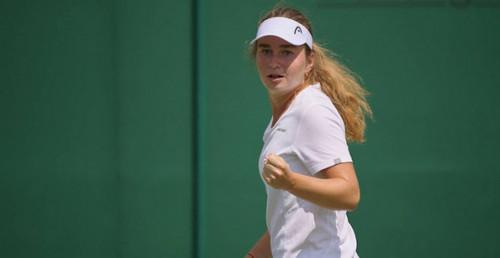 Дарья Снигур отыграет свой третий финал в сезоне