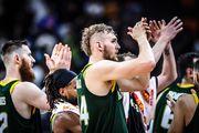 ЧМ по баскетболу. Австралия дожала Канаду, Турция сильнее Японии