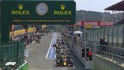 Формула-1. Гран-при Бельгии. Текстовая трансляция