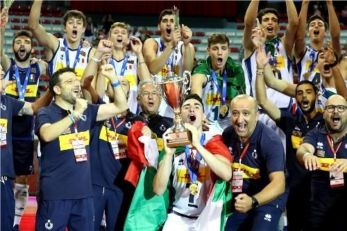 Юниорский чемпионат мира по волейболу U-19 выиграла сборная Италии