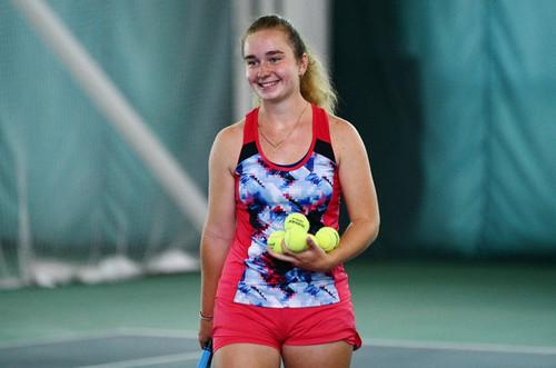 Дарья Снигур выиграла свой третий турнир ITF в сезоне