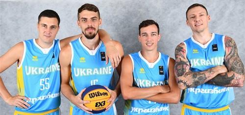 Евробаскет 3х3. Сборная Украины уступила Сербии в четвертьфинале