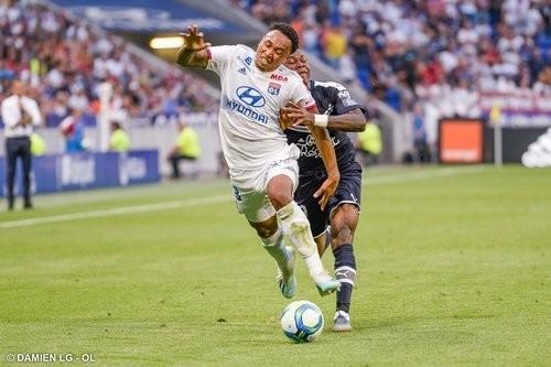 Лион – Бордо – 1:1. Видео голов и обзор матча