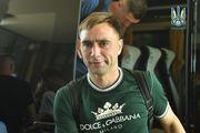 Панькив довызван в сборную Украины