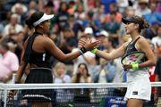 ВИДЕО. Как проиграла действующая чемпионка US Open