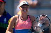 Рейтинг WTA. Ястремська в понеділок дебютує в топ-30