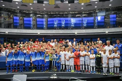 У Києві відбувся турнір DYNAMO FAMILY BAL CUP-2019