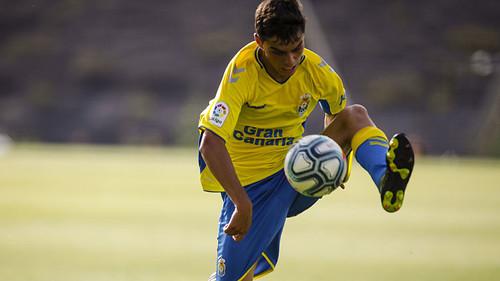 Барселона посилилася 16-річним талантом Лас-Пальмаса