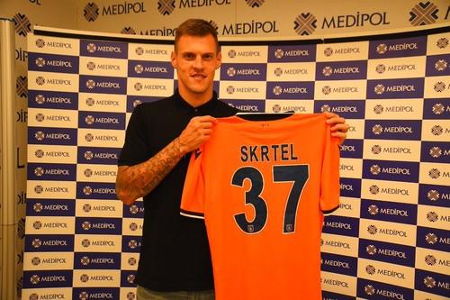Шкртел підписав контракт з Ітамбулом
