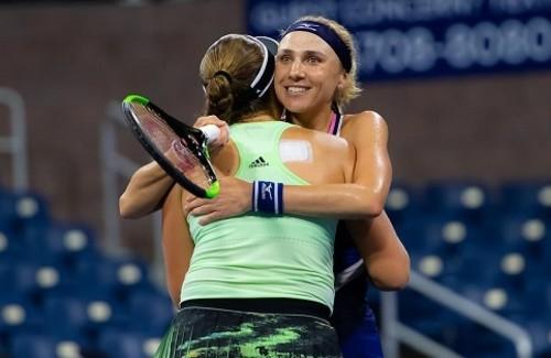 US Open. Людмила Киченок сыграет в парном четвертьфинале