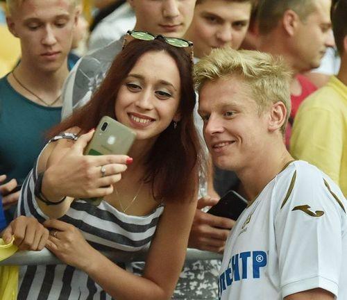 Зінченко — Коноплянці: «Ти вибрав правильний клуб»
