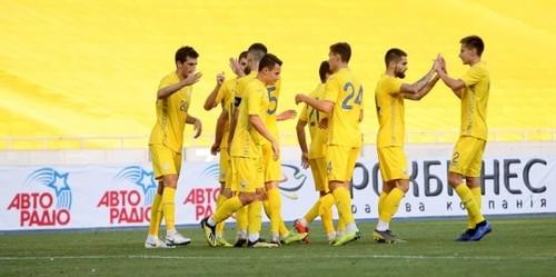 Шапаренко, Цітаішвілі, Булеца і Сікан - в заявці України U-21